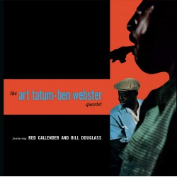 Art Tatum-Ben Webster (Mini-LP Replica)