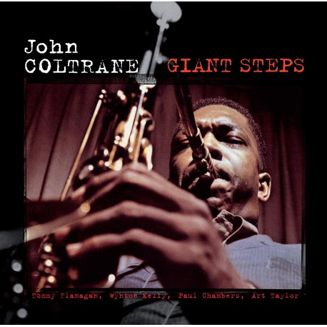 Giant Steps (Mini-LP Papersleeve Replica) - Jazz Messengers
