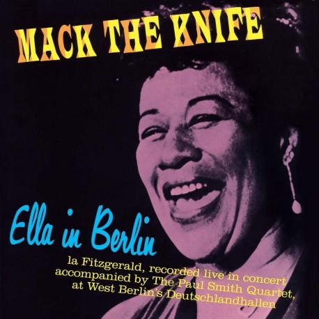 Ella in Berlin - Mack the Knife (Colored Vinyl)