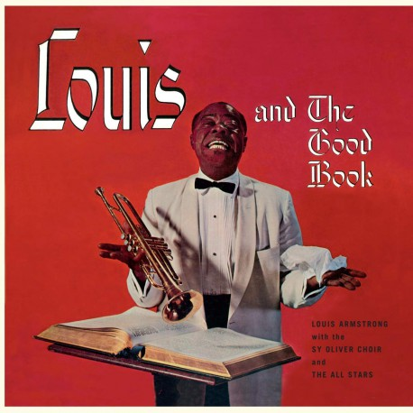 Louis and the Good Book (Colored Vinyl)