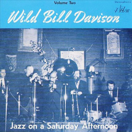 Jazz on a Saturday Afternoon Vol: 2