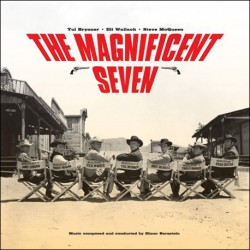The Magnificent Seven (Colored Vinyl)