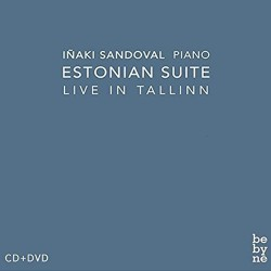 Estonian Suite: Live in Tallin (2CD + DVD)