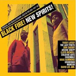 Black Fire! New Spirits! (Jazz USA 1957-82)