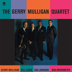 The Gerry Mulligan Quartet (Limited Edition)