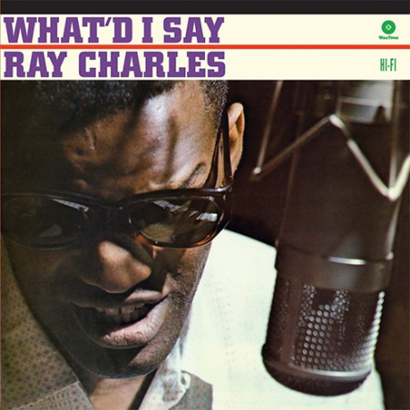 What´d I Say (Colored Vinyl)