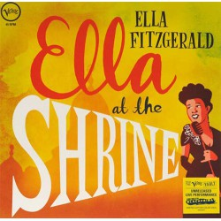 Ella at the Shrine (Limited Colored Vinyl)