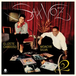 Sax Voz No. 2 W/ Moacyr Silva (Limited Edition)