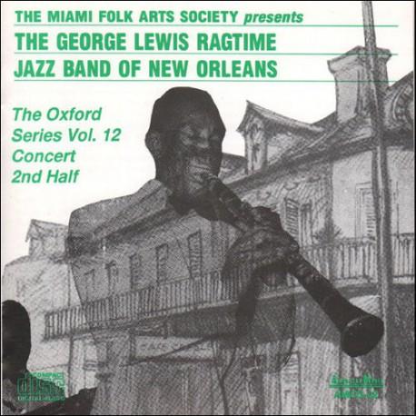 The Oxford Series Vol. 12 (Concert- Second Half)