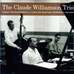 Claude Williamson Trio