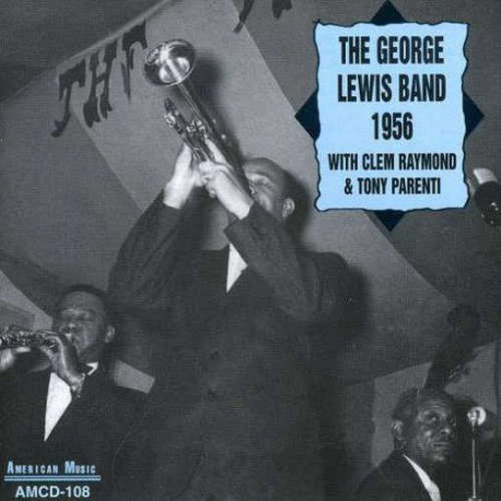 The George Lewis Band 1956