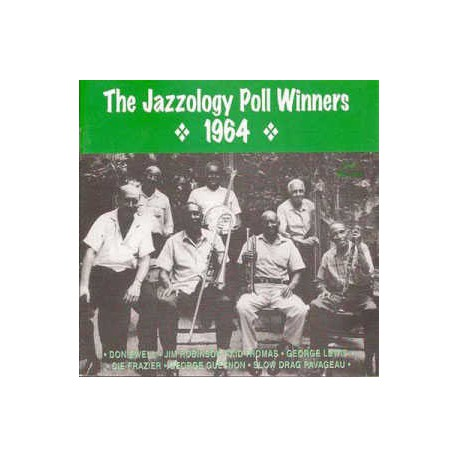 The Jazzology Poll Winners 1964
