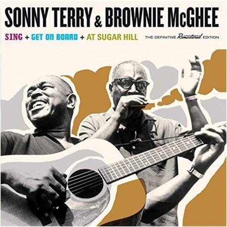 Sing + Get on Board + at Sugar Hill + 9 Bonus