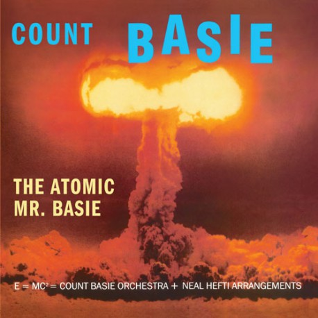 The Atomic Mr. Basie (Colored Vinyl)