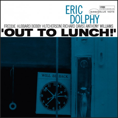 Out to Lunch (Stereo Reissue 1966 RVG) Near Mint!