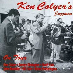 Ken Colyer`S Jazzmen on Tour