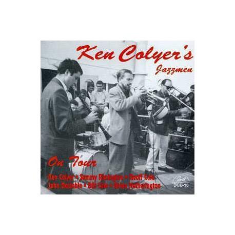 Ken Colyer`S Jazzmen on Tour