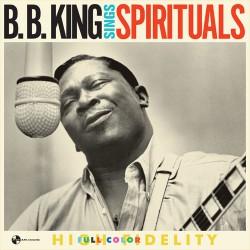 Sings Spirituals