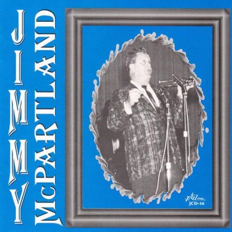 Jimmy Mcpartland on Stage