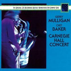 Carnegie Hall Concert w/ G. Mulligan