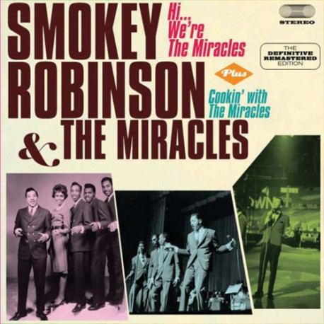 Hi..We´re the Miracles + Cookin´With the Miracles