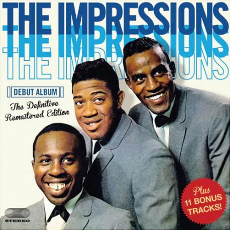 The Impressions (Debut Album) + 11 Bonus Tracks