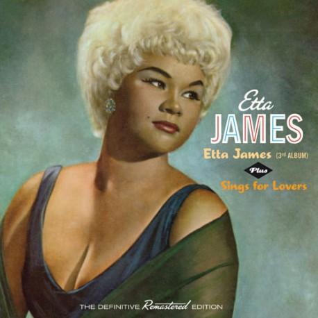 Etta James (3Rd Album) + Sings for Lovers