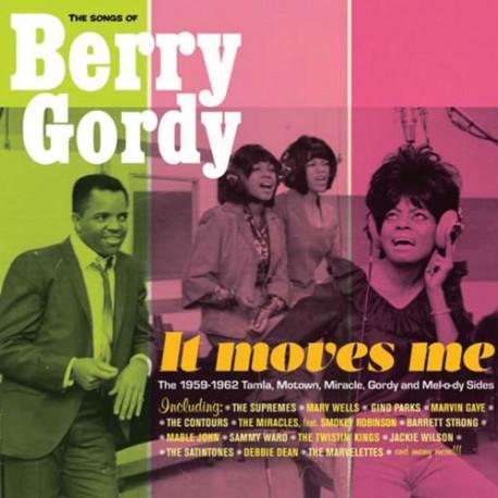 The Songs of Berry Gordy 1959-62 Tamla-Motown
