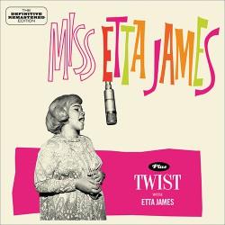 Miss Etta James + Twist with Etta James