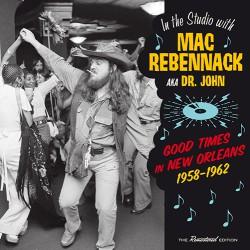 In the Studio with Mac Rebennack aka Dr. John