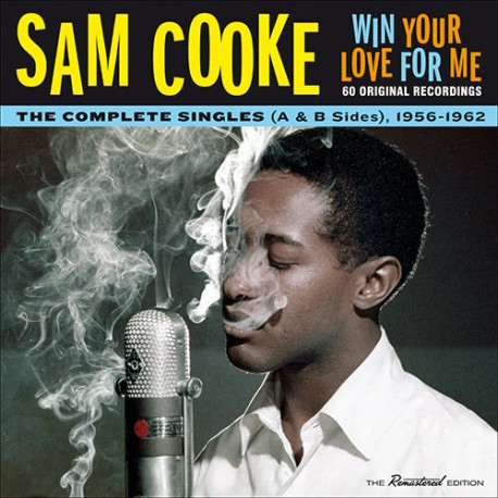 Win Your Love for Me: Complete Singles 1956-62