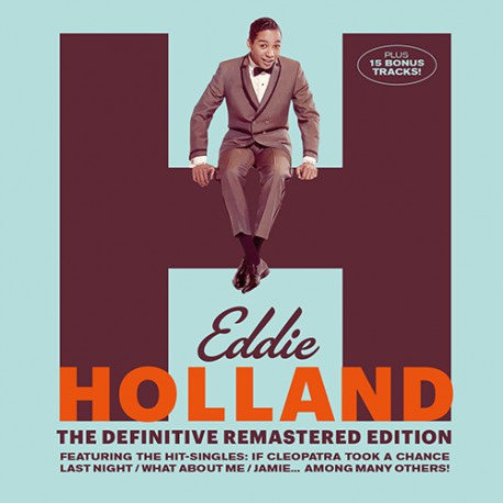 Eddie Holand + 15 Bonus Tracks