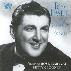 Tony Pastor and His Orchestra 1946-50