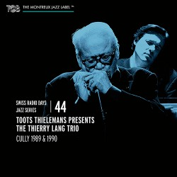 SRD - Vol. 44 - Presents Thierry Lang Trio Cully