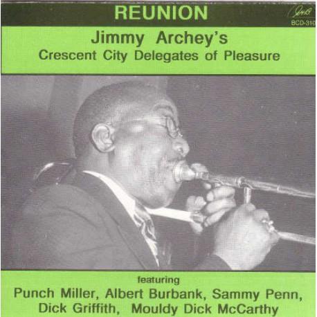 Reunion: Crescent City Delegates of Pleasure