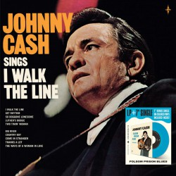 I Walk the Line + 7 Inch Colored Single