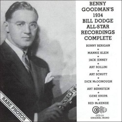 Benny Goodman`S All Star Recordings Complete 1934
