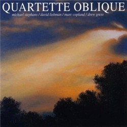 Quartette Oblique W/ David Liebman
