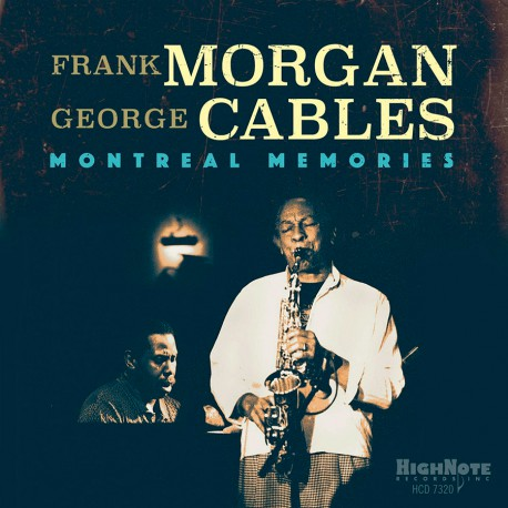 Montreal memories W/ George Cables