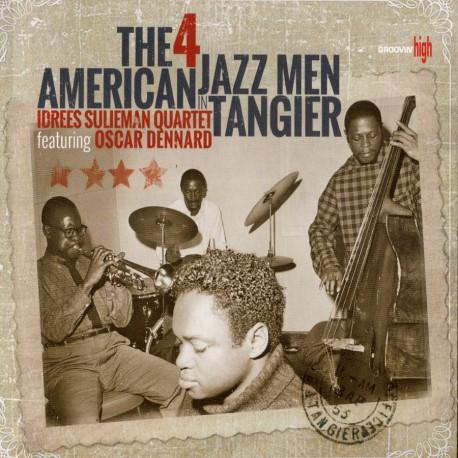The 4 Amaerican Jazz Men in Tangier