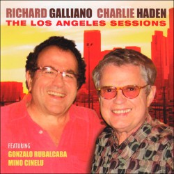 The Los Angeles Sessions W/ Charlie Haden
