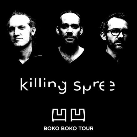 Killing Spree: Boko Boko Tour