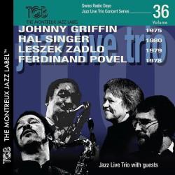 SRD Vol. 36 - Jazz Live Trio with Friends