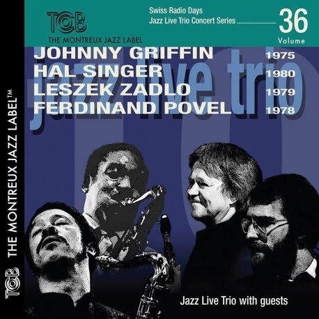 SRD Vol. 36 - Jazz Live Trio with Friends