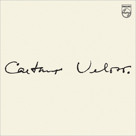 Caetano Veloso 1969 (Mini-LP Papersleeve Replica)