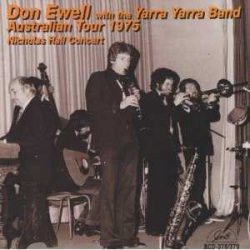 Don Ewell with the Yarra Yarra Band - 1975