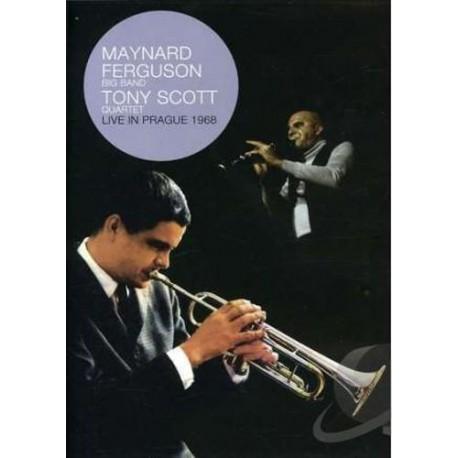M. Ferguson Big Band-Tony Scott Quartet