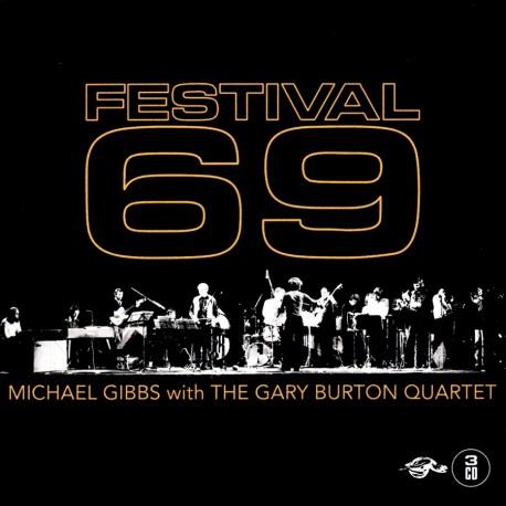 Festival 69 W/ The Gary Burton Quartet