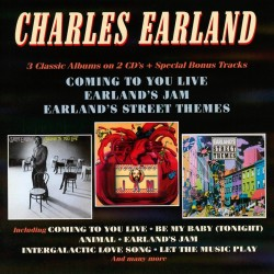 Coming to You Live + Earland´s Jam + Earland´s St.