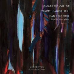 Jean Barraque - Espaces Imaginaires